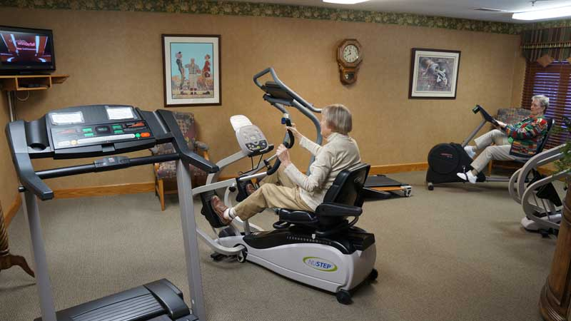 assisted living and independent living Brevard NC